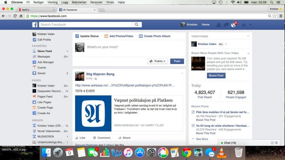 Valen - Facebook
